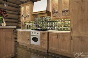 Кухня Нео классика Рустика - Мебельная фабрика «Оранжевый Кот»