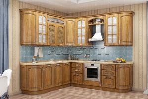 Кухня неоклассика Акапулько - Мебельная фабрика «Avetti»