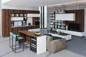 Кухня New York - Мебельная фабрика «LORENA кухни (Лорена)»