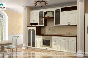 Кухня Ника-1 фасад Кантри - Мебельная фабрика «МАРИБЕЛЬ»