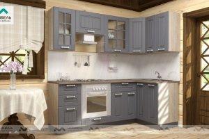 Кухня Ника-1 фасад Прованс - Мебельная фабрика «МАРИБЕЛЬ»