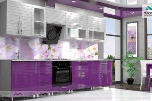 Кухня Ника-1 фасад Софи - Мебельная фабрика «МАРИБЕЛЬ»