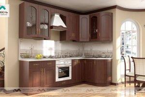 Кухня Ника-1 фасад Венеция - Мебельная фабрика «МАРИБЕЛЬ»