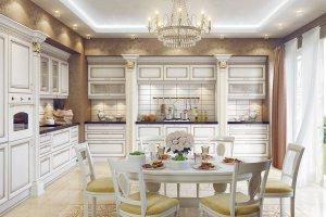 Кухня Ника Доро - Мебельная фабрика «MipoLine»