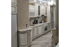 Кухня Ника из массива ясеня - Мебельная фабрика «Корпус»