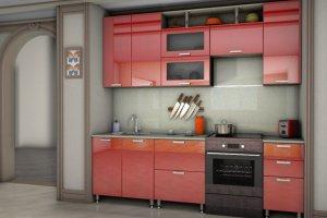 Кухня Николь - Мебельная фабрика «Средневолжская мебельная фабрика»