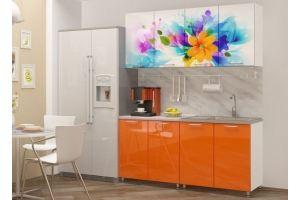 Кухня с фотопечатью Нордфолк - Мебельная фабрика «Д.А.Р. Мебель»
