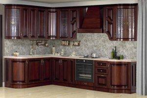 Кухня Нова 5 - Мебельная фабрика «Кубань-мебель»