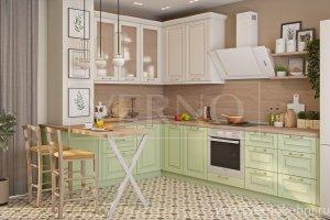 Кухня Оджи - Мебельная фабрика «ВерноКухни»