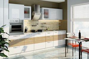 Кухня Оливия 2 МДФ - Мебельная фабрика «Фиеста-мебель»