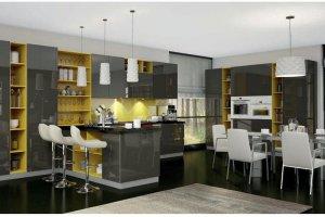 Кухня Оливия - Мебельная фабрика «Царь-Шкаф»