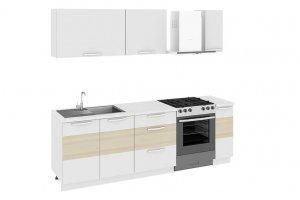 Кухня Оливия 6 МДФ - Мебельная фабрика «Фиеста-мебель»