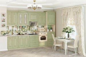 Кухня Оливия Грин - Мебельная фабрика «Витра»