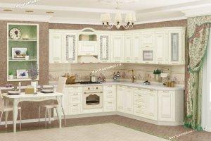 Кухня Оливия Крем - Мебельная фабрика «Витра»