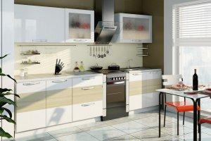 Кухня Оливия МДФ - Мебельная фабрика «Фиеста-мебель»