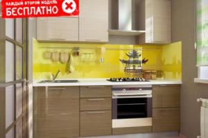 Кухня Оптима - Изготовление мебели на заказ «Кухни и шкафы М:32»