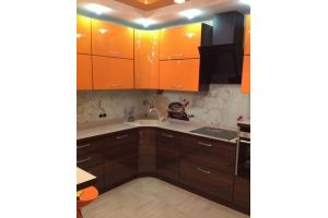 Кухня п-образная Артемида 05 - Мебельная фабрика «ОЛИМП»
