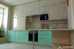 Кухня п-образная Артемида 07 - Мебельная фабрика «ОЛИМП»