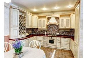 Кухня п-образная Аванти - Мебельная фабрика «Rits»