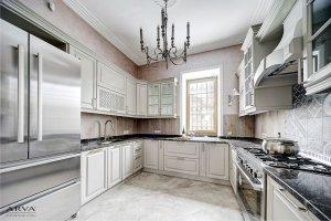 Кухня п-образная Ясень Прованс - Мебельная фабрика «ARVA»