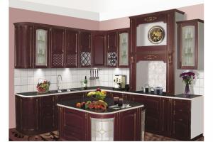 Кухня Палермо из массива ясеня - Мебельная фабрика «Формула Уюта»