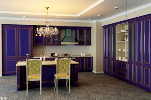 Кухня Patricia - Мебельная фабрика «Мебелькомплект»