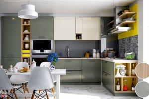 Кухня Piatto - Мебельная фабрика «Мебелькомплект»