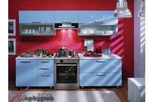 Кухня пластик Ирма - Мебельная фабрика «Меркурий»