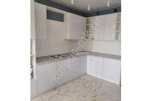 Кухня пластиковая белый глянец - Мебельная фабрика «Корпус»