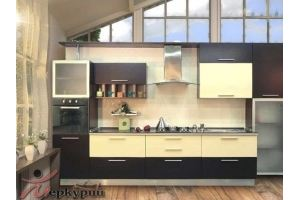 Кухня пластиковая Надежда - Мебельная фабрика «Меркурий»