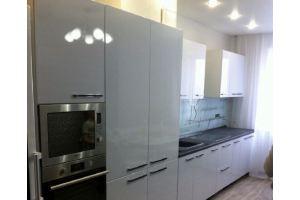 Кухня пленка белый глянец - Мебельная фабрика «Апрель»