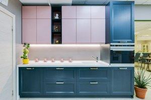 Кухня под потолок - Мебельная фабрика «ВерноКухни»