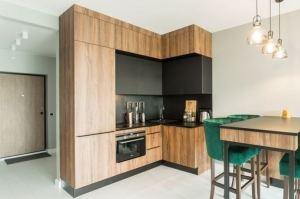 Кухня под потолок угловая - Мебельная фабрика «Союз-Мебель»