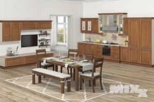 Кухня Портофино в стиле Кантри - Мебельная фабрика «Кухни MIXX»