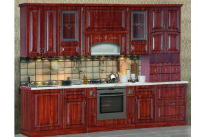 Кухня Прага 320 - Мебельная фабрика «Кубань-мебель»