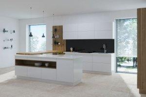 Кухня в современном стиле Прайм  - Мебельная фабрика «Гармония мебель»