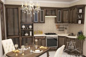 Кухня Прогресс угловая - Мебельная фабрика «Прогресс»