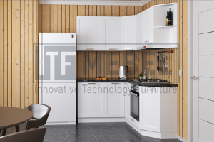 Кухня Provance Proekt 6 - Мебельная фабрика «ITF Mebel»