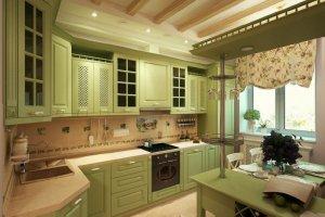 Кухня Прованс - Мебельная фабрика «Элна»