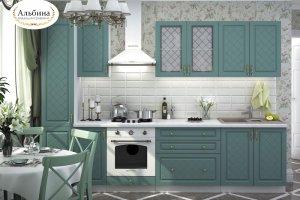 Кухня Прованс современная классика - Мебельная фабрика «Альбина»