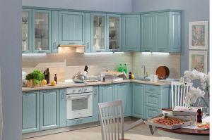 Кухня Прованс угловая - Мебельная фабрика «Мебельсон»