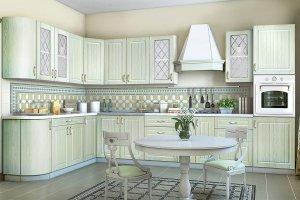 Кухня Прованс вариант 7 - Мебельная фабрика «ДИАЛ»