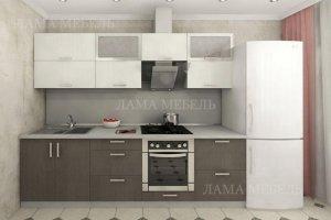 Кухня прямая 1 - Мебельная фабрика «Лама»