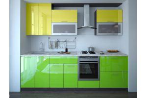 Кухня прямая 20 - Мебельная фабрика «Модерн»