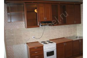 Кухня прямая - Мебельная фабрика «Алтай-Командор»