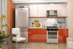 Кухня прямая - Мебельная фабрика «МЫ (ИП Золотухин С.В.)»