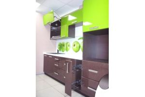 Кухня прямая - Мебельная фабрика «Галант»