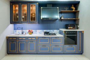 Кухня прямая - Мебельная фабрика «ВерноКухни»