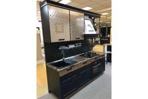 Кухня модная прямая - Мебельная фабрика «Кухни-АСТ»