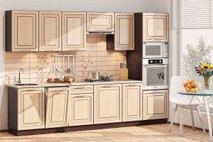 Кухня прямая 4 - Мебельная фабрика «Вертикаль»